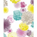 Trendy Panels Vitamine Fleur Wallpanel TDP 6292 56 47 or TDP62925647 By Caselio